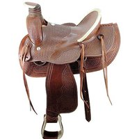 Cherry Brown Western Saddles
