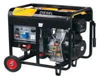 Welding Diesel Generators