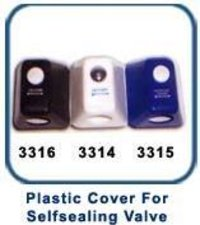 Plastic Cover For Self Sealing Valve