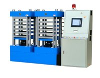 PVC Card Laminating Machine