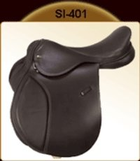 Black Color English Saddles