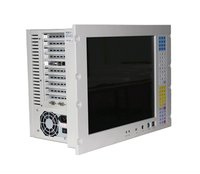 17 Inches LCD Industrial Workstation