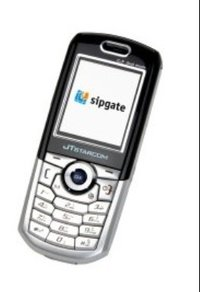 Dual Mode GSM/VoIP Mobile Phone UTStarcom GF210