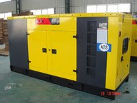 GFS SERIES LOW NOISE GENERATING SETS