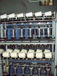 Spun TFO Twisting Machine