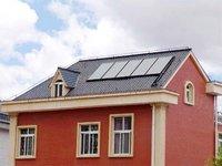 Integrative Pressurized Flat Plate Solar Water Heater