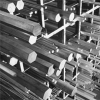 Steel Hexagon Bars