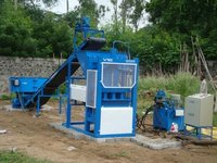 Concrete Brick Machinery