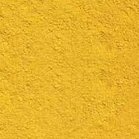 Yellow Ocher Mineral