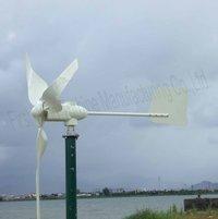 Wind Solar Hybrid Power System (WK - 750)