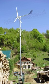 Small Wind Turbine Generator (WH - 2000)