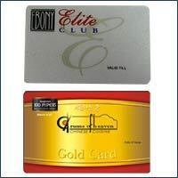 Gold And Silver Cards