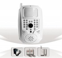 3g Wireless Alarm System With Video