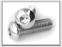 Button Head Socket Screws