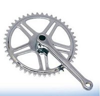 Italian Cut Cottered Chain Wheel
