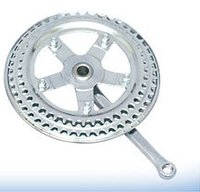 Phoenix Cut Cottered Chain Wheel