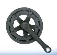 Italian Cut Cotterless Chain Wheel