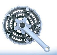 Triple Cotterless Type Chain Wheel