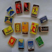 Safety Match Box