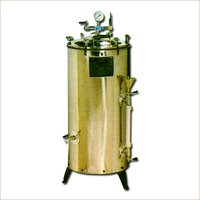 Vertical Sterilizer Double