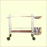 S S Dressing Trolley