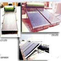 Solar Water Heating System (Domestic)