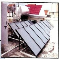 Solar Water Heating System (Industrial)