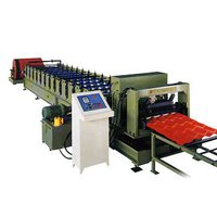 Section Roll Forming Machine