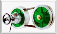 Fixed Center Distance Variable Speed Pulley Drive