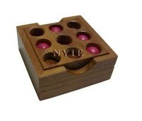 Wooden Golf Box Puzzles