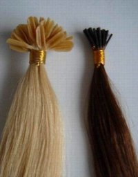 U-Tip Preborded Human Hair Extensions