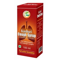 Kasthuri Cough Syrup