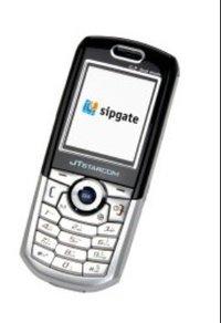UTStarcom GF210 DualMode GSM/VoIP Mobile Phone