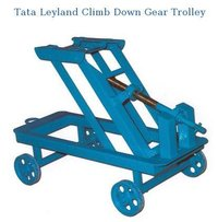 Climb Down Gear Trolleys