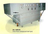 Oil Cooled Three Phase Unbalanced Load Type Stabilizers