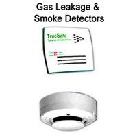 Gas Leakage And Smoke Detectors
