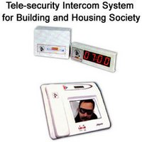 Tele-Security Intercom System For Building And Housing Society