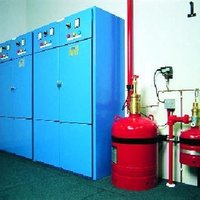 Fire Protection And Suppression System