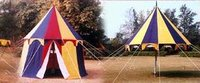 Multicolor Round Tents
