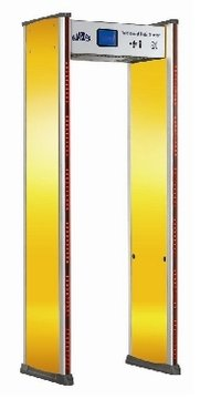 XDTF B200E Large LCD Screen 18 / 24 Zones Walk Through Metal Detector