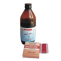 Bacicure Capsule And Syrup