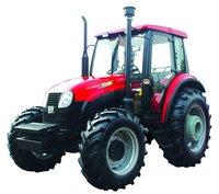 Колесный трактор YTO-X904.