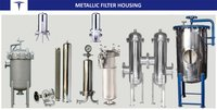 Multi Filter Cartridge Housing