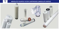 Absolute Rated Pleated Filter Cartridge