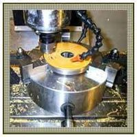 Precision Heavy Duty CNC Machining 