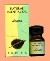 Lemon Natural Essential Oils