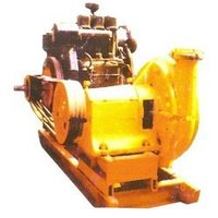 Centrifugal Pump For Bentonite Circulation