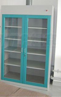 Sample Storage Cabinets