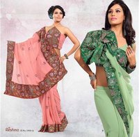 Ladies Wedding Sarees