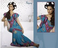 Floral Design Sarees